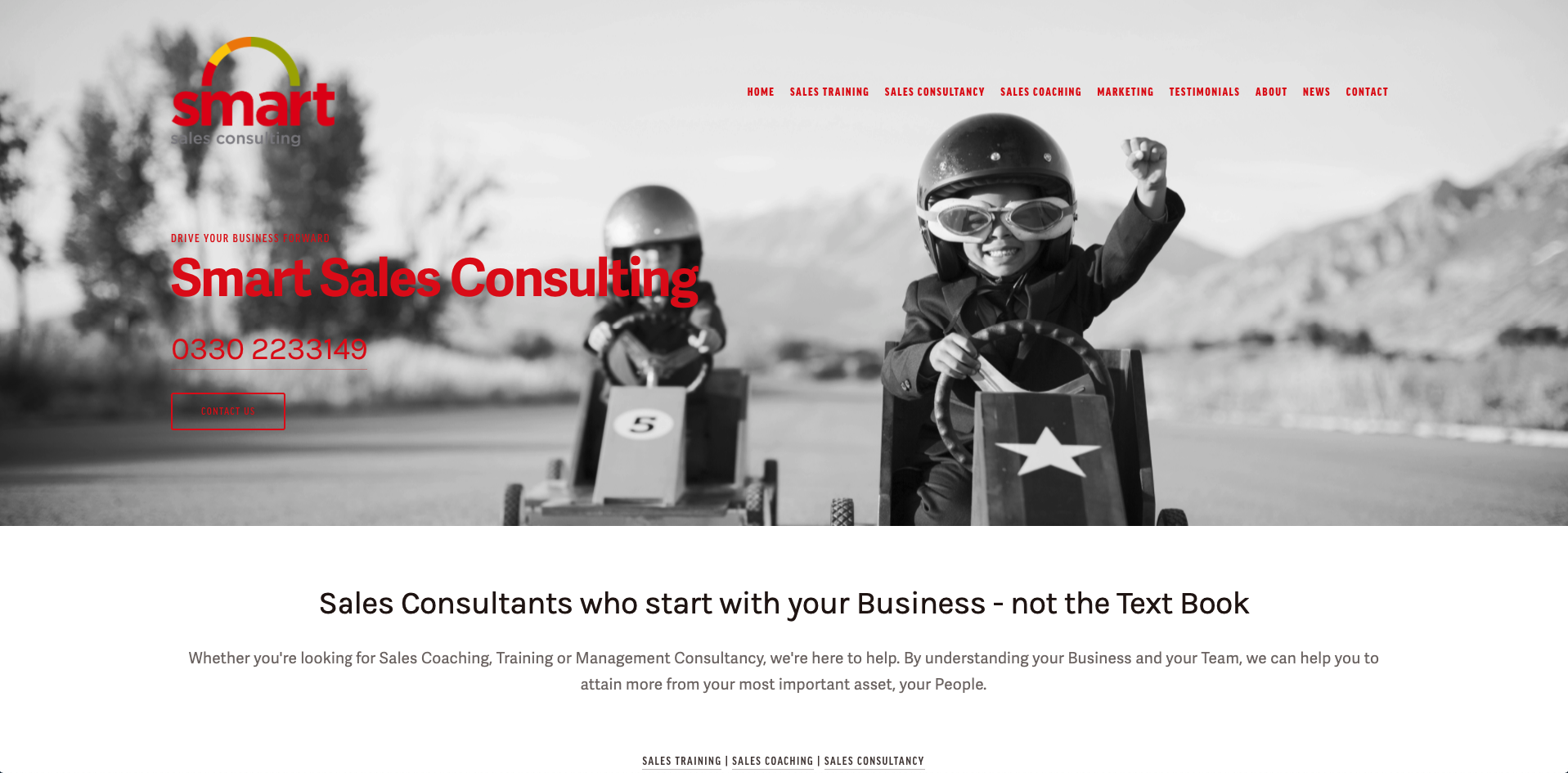 Smart Sales Consulting